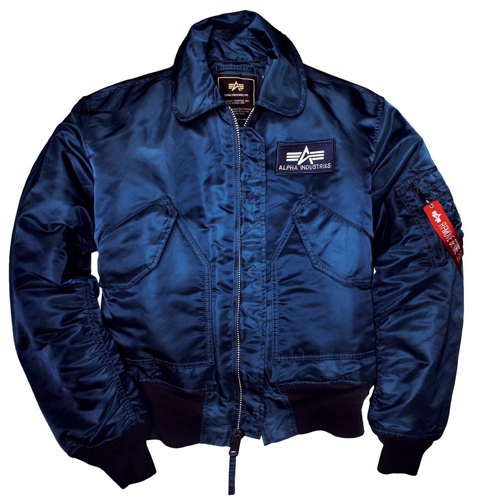 Legyen egyedi Alpha Industries Inc. CWU 45P pilótadzsekid