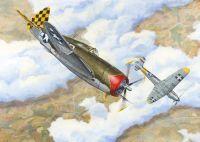 P-47D poszter